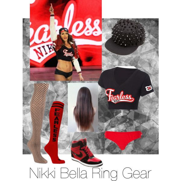 Nikki Bella Ring Gear