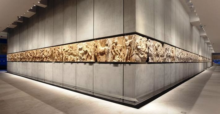 corner. #AcropolisMuseum #Greece