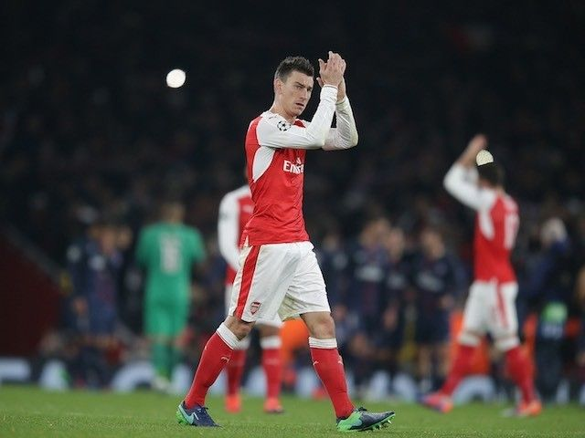 Laurent Koscielny: 'Important to win Champions League group'