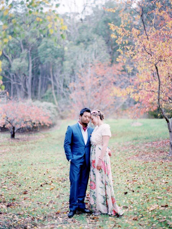 Datsun and Callie's Whimsical Adelaide Hills Wedding