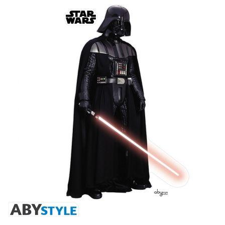 STAR WARS Sticker Star Wars Dark Vador Echelle 1
