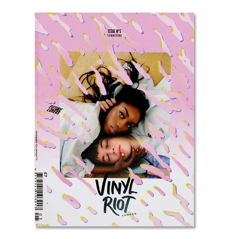 ✖ Vinyl Riot Issue