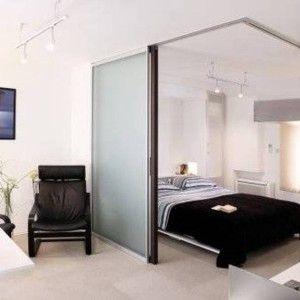 Best 25+ Studio apartment partition ideas on Pinterest | Curtain ...