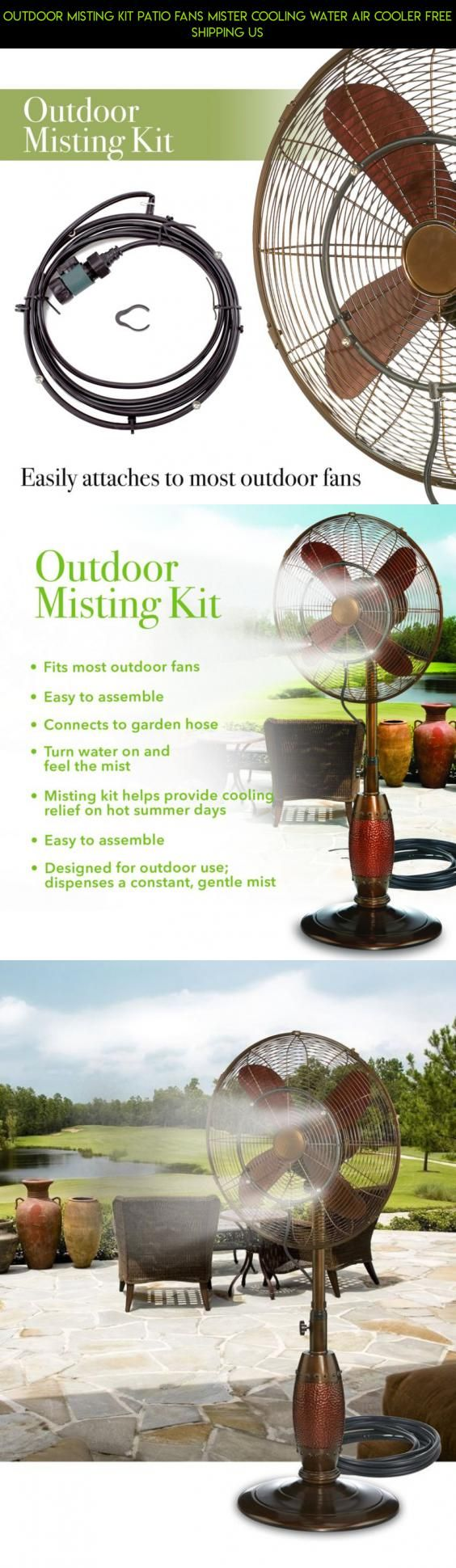 best 25 water misting fan ideas on pinterest outdoor misting