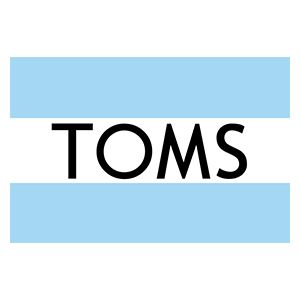 Get $10 Off Any TOMS Purchase on TOMS.ca!