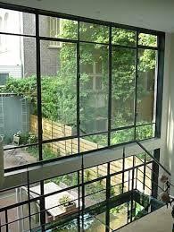 stalen ramen, zouden deze als vouwbare luiken kunnen?