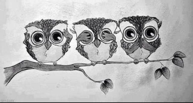 Hear No Evil, See No Evil, Speak No Evil