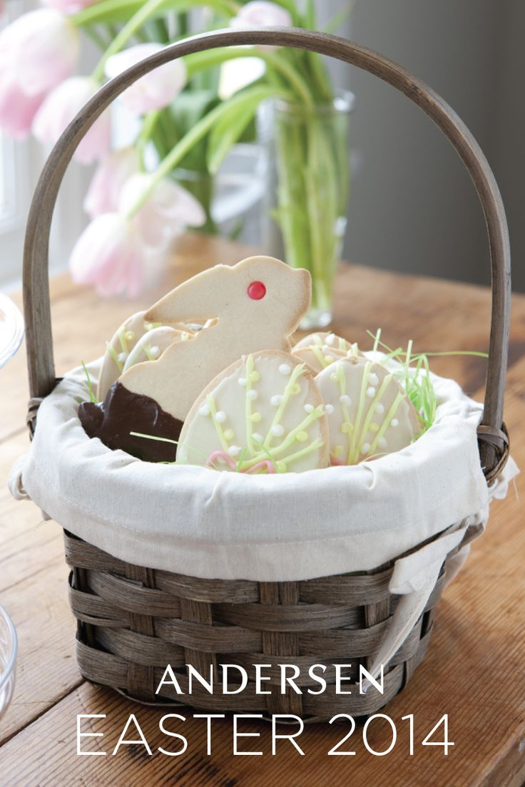 Peter Cottontail may be coming April 5, but our specially baked Easter goods will be ready March 26, 2015!