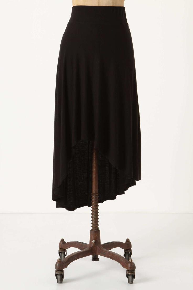 Anthropologie - Oblique Ease Skirt