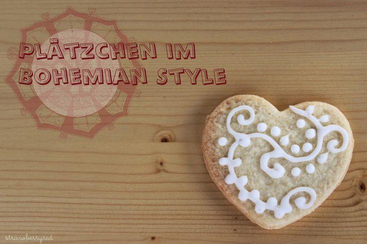 Plätzchen im Bohemian Style