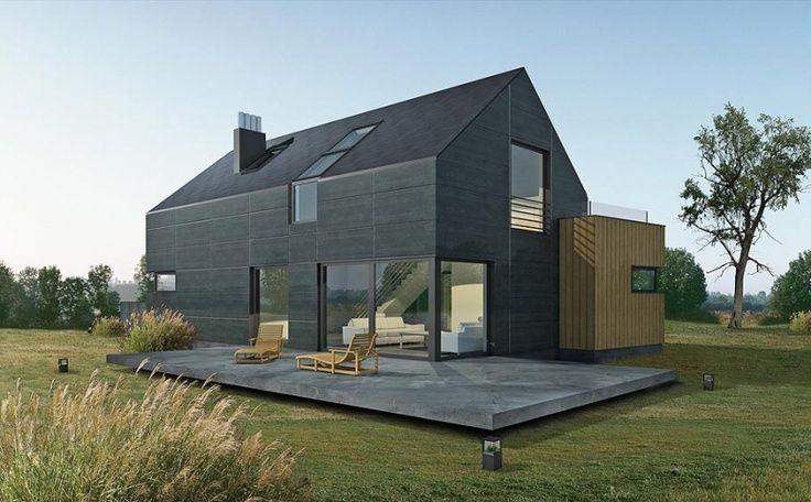 Billedresultat for okna kolankowe nowoczesna stodoła tyniec
