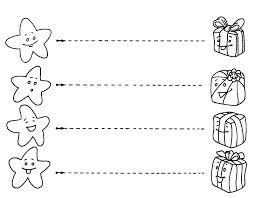 Resultado de imagen de fichas preescritura navidad