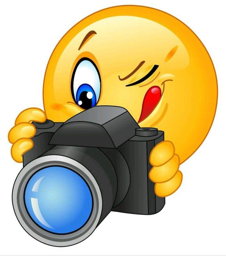 Smiley Fotoapparat | Emoticon, Smiley bilder, Lustiges emoji