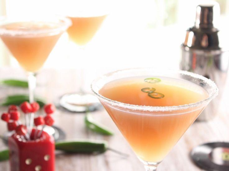 Lipstick Mandarin recipe from Trisha Yearwood via Food Network