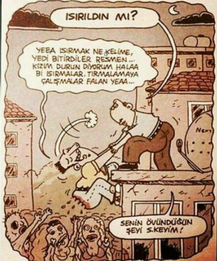 Turkish walking dead