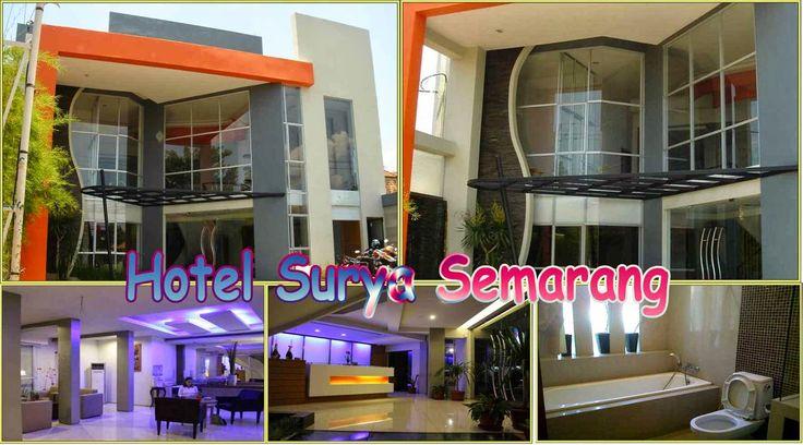 Informasi Lengkap tentang alamat, nomor kontak, fasilitas dan tarif hotel Surya Imam Bonjol Semarang