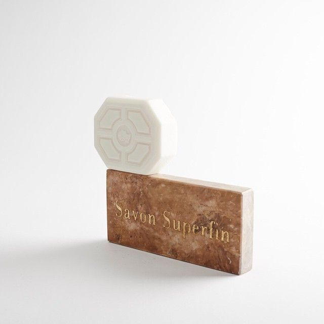 Maybe the best soap on earth .. Savon superfin only at www.buly1803.com