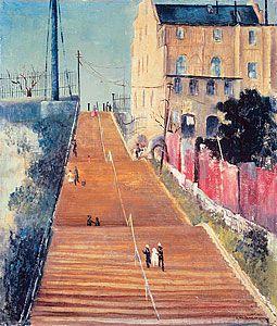 McElhone stairs by Sali Herman