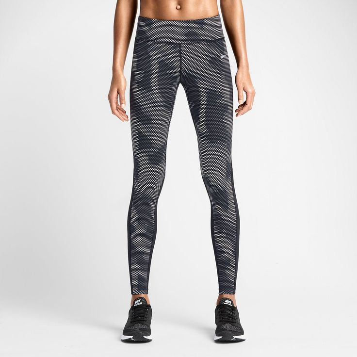 90 Eur - Nike Epic Lux Printed Women's Running Tights. Nike Store CZ
