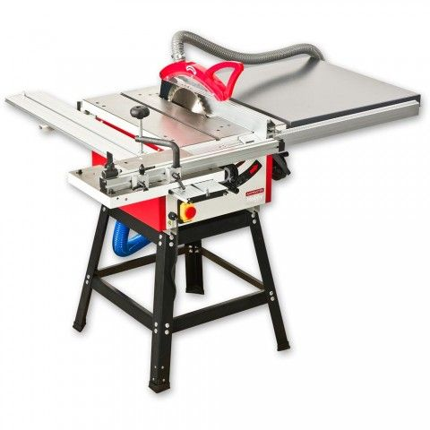 Axminster Hobby TS-250 Basic Table Saw & Accessories - PACKAGE DEAL - Saw Benches - Sawing - Wood Working | Axminster.co.uk