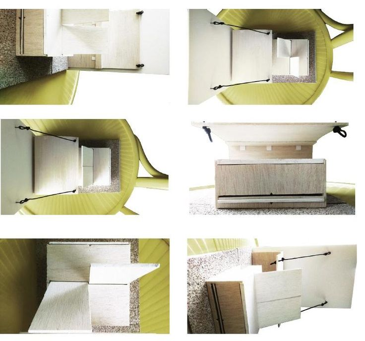 #ClippedOnIssuu from Architecture portfolio _ Marija Babić