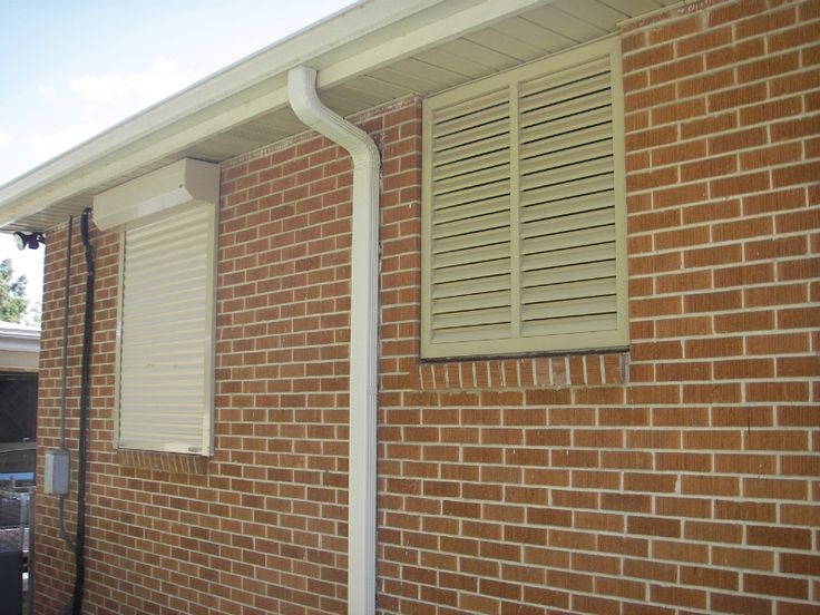 Roll down hurricane shutters shutter up roll down shutters snowbird home pinterest - The rolling shutter home in bohemia ...