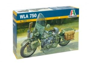 Wla 750 scala 1:9 Italeri art.7401