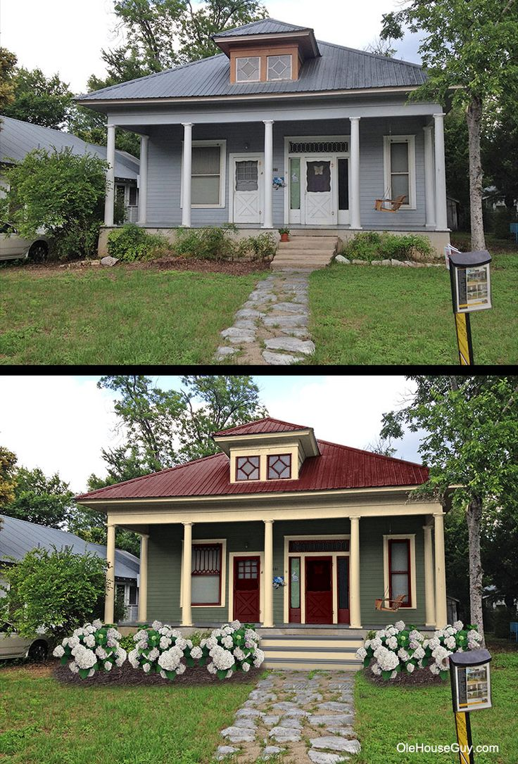 17 best images about old house restorations historic paint colors home makeovers before and. Black Bedroom Furniture Sets. Home Design Ideas