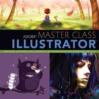 This beautiful art showcase book from Adobe Press features 30 established and emerging Illustrator artists, their masterful work, and tutorials demonstrating their techniques for using Adobe Illustrat