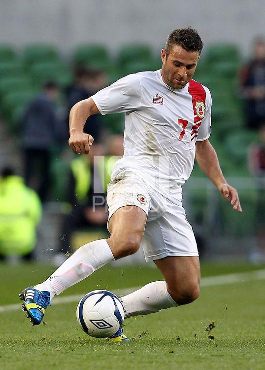 Lee Casciaro of Gibraltar