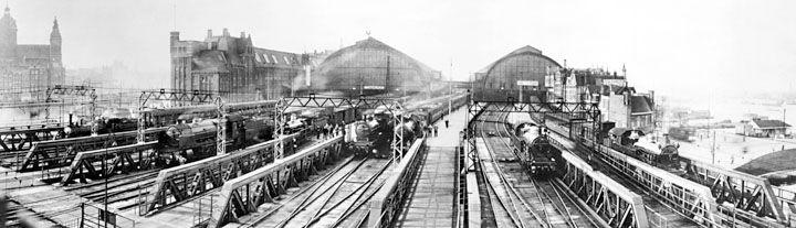 175 years of Dutch railways