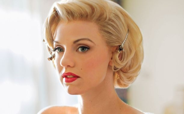 First look: Kelli Garner in 'The Secret Life of Marilyn Monroe' | EW.com