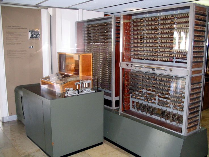 The Z3 was an electromechanical computer designed by Konrad Zuse. It was the world's first working programmable, fully automatic digital computer.The Z3 was completed in Berlin in 1941. The German Aircraft Research Institute used it to perform statistical analyses of wing flutter  Zuse asked the German government for funding to replace the relays with fully electronic switches,Thanks to this machine and its predecessors, Konrad Zuse is often regarded as the inventor of the computer