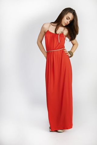 Rope Maxi Dress by LABEL Femme