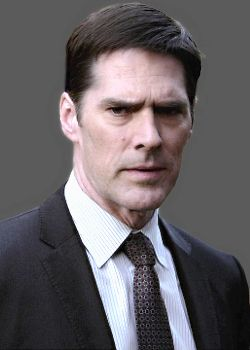 "msquartermaine: "" Jayne Atkinson as Erin Strauss and Thomas Gibson as Aaron Hotchner Criminal Minds - Season 6 - The Stranger (2011) """