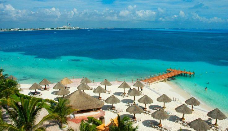 Very Beautiful Mexico Beach