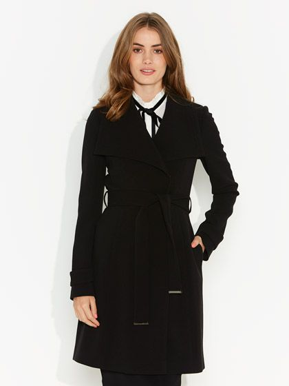 Pippa Wrap Coat