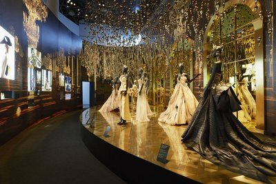 esprit dior shanghai exhibit