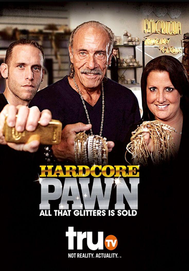 hard core pown