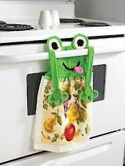 Tickle My Fancy Towel Toppers- this is a place to order or download the patterns for the frog, buttercups and dress top for the towel toppers. Only $5.99 for all three patterns.