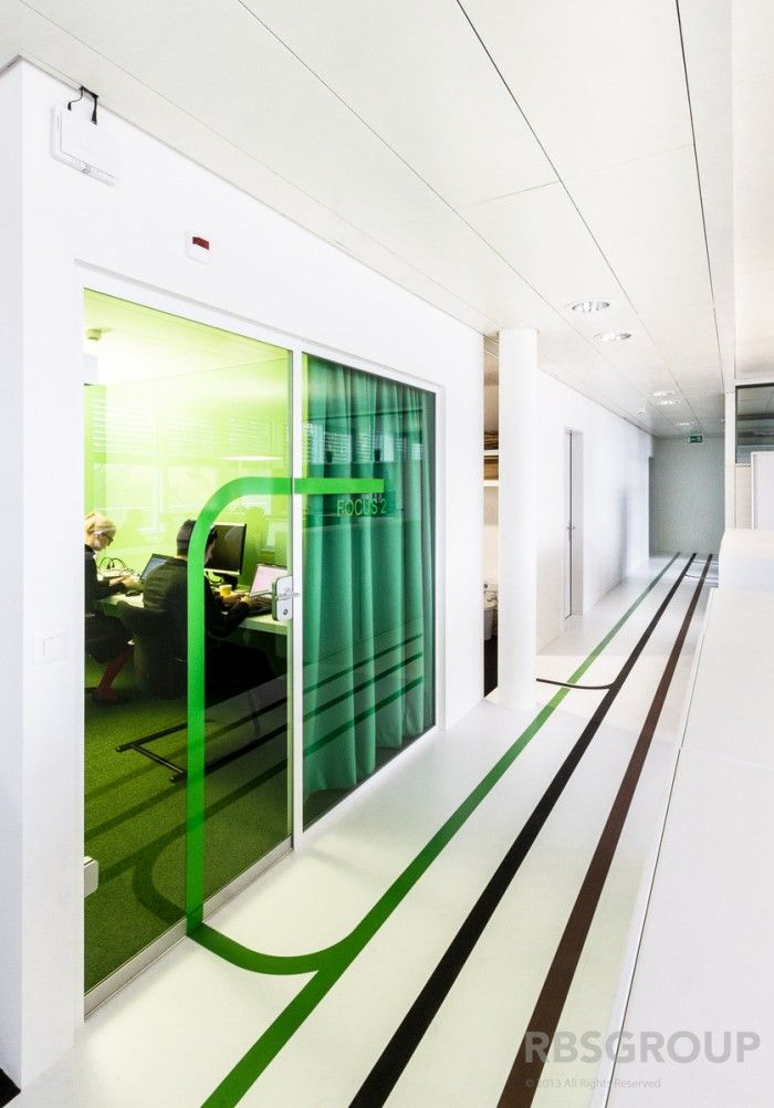 Compass Groups New Offices by RBS Group
