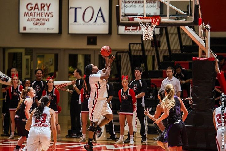 Tearra Banks scores 23 points in APSU Women's Basketball win over Kentucky Wesleyan