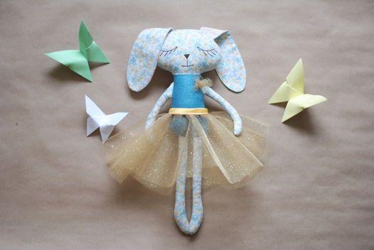 Softie toy Bunny