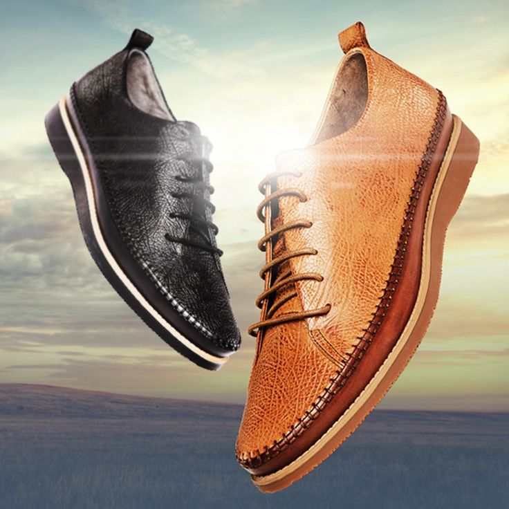 197.52$  Buy here - http://alimzx.worldwells.pw/go.php?t=32777243363 - Discount Spring Men's Casual Shoes Online Stylish Black Flat Shoes Solid  Handmade Comfortable Shoes For Men  Lace-up Round Toe