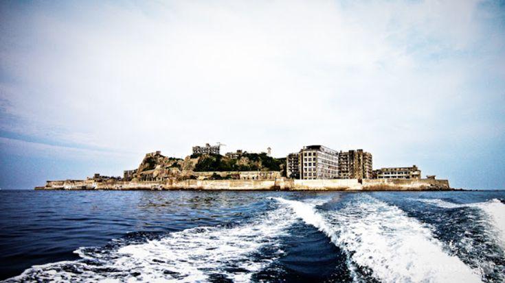 Belos ou assustadores: Os 38 lugares abandonados mais incríveis do mundo: 16. Ilha Hashima, Japão