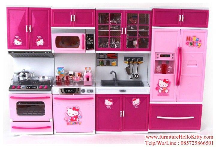 Desain Kitchen Set Hello Kitty Bentuk Kitchen Set Hello Kitty Ahli