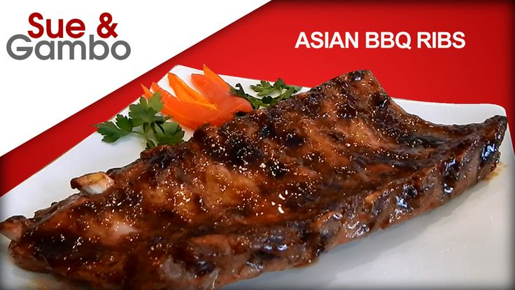 Chinese baked bbq ribs recipe