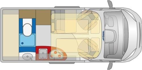 die besten 25 caravan gebraucht ideen auf pinterest. Black Bedroom Furniture Sets. Home Design Ideas