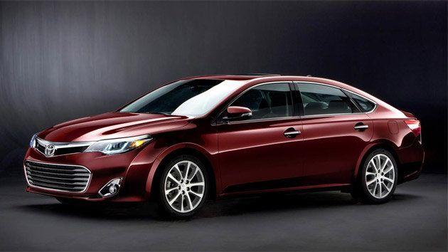 2015 Toyota Avalon - http://futurecarmodels.com/2015-toyota-avalon/