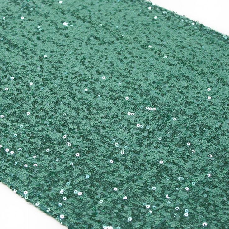 sequin table runner diamond blue wholesale wedding supplies discount wedding - Discount Table Linens